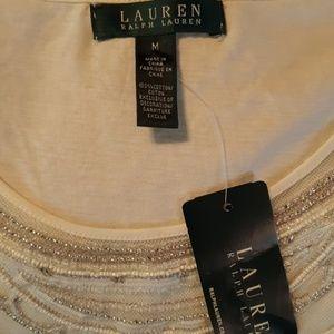 Ralph Lauren Tops - NWT Ralph Lauren embelished top